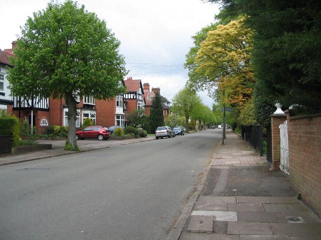 Warwick Avenue, Earlsdon