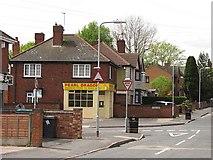 SJ9400 : Nordley Road and  Woden Avenue by Richard Webb