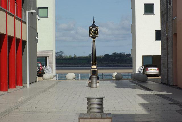 Doc Fictoria development, Caernarfon