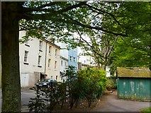 SX9164 : Magdalen Road, Torquay by Tom Jolliffe