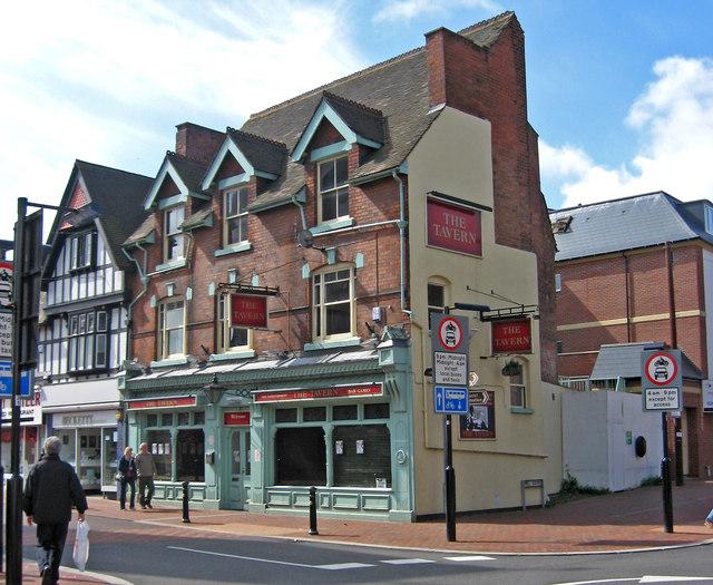 The Tavern, 33 Greengate Street
