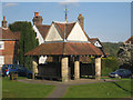 TQ7817 : The Pump House, The Green by Oast House Archive