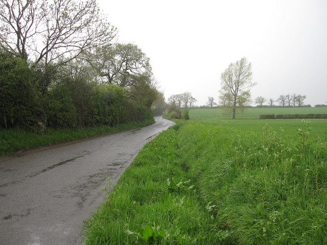 Ley Road to Stetchworth