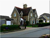 SU1987 : Dryden Cottage, South Marston, Swindon by Brian Robert Marshall