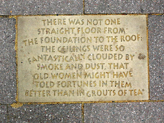 Inscription in Angel Place (2)