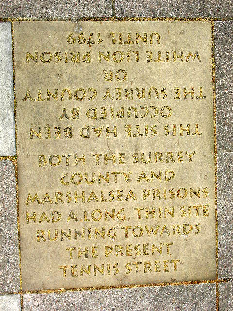 Inscription in Angel Place (3)