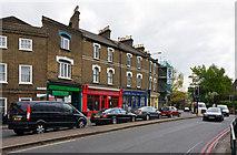 TQ1977 : South Circular Road by Martin Addison
