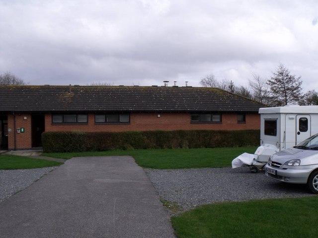 7800b579a33 Facilities Block, Caravan Club site,... © Paul Shreeve :: Geograph ...