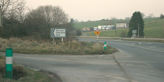On the N81, County Wicklow