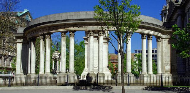 Cenotaph, Belfast
