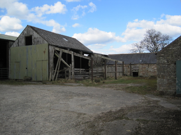 Farm Buildings at Highstead Ash