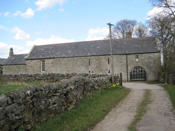 Converted Barn at Highstead Ash