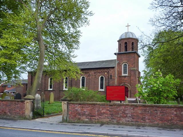 The Parish Church of the Holy Trinity, Freckleton