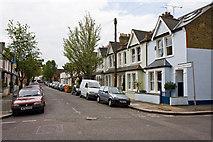 TQ1977 : Geraldine Road by Martin Addison