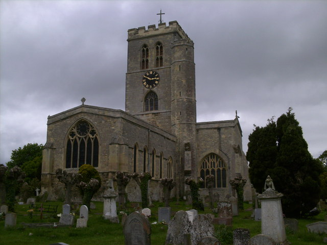 Thame Church