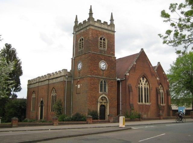 Fenny Stratford: St Martin's Church