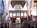 TF6211 : The church of SS Peter and Paul in Watlington - view east by Evelyn Simak