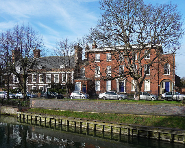 The Limes and The Sycamores, Spalding
