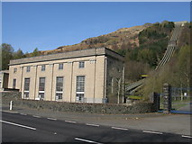 NN3209 : Sloy Hydroelectric Power Station by G Laird