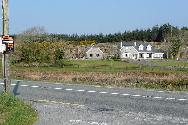 House at Leckaun