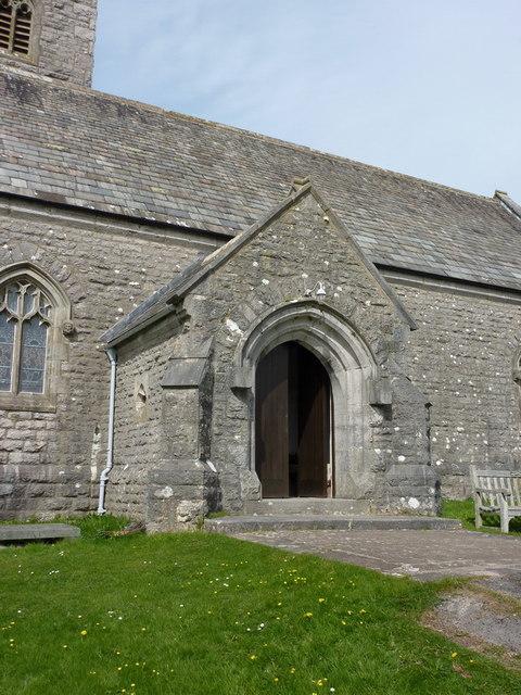 St Patrick's Church, Preston Patrick, Porch