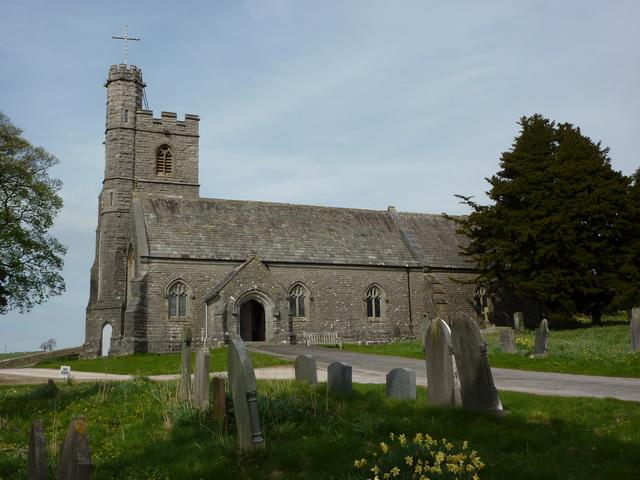St Patrick's Church, Preston Patrick