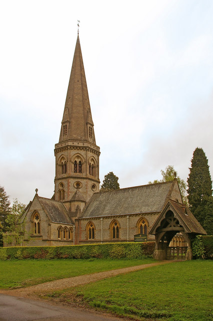 St Barnabas's Church, Ranmore