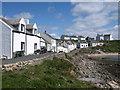 NR1652 : Shore Street, Portnahaven by Andrew Abbott