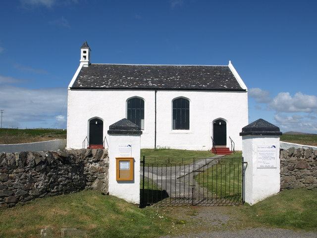 Church in Portnahaven