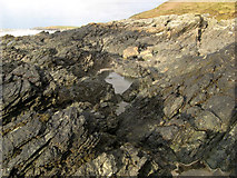 SH2540 : Rock pool by Jonathan Wilkins