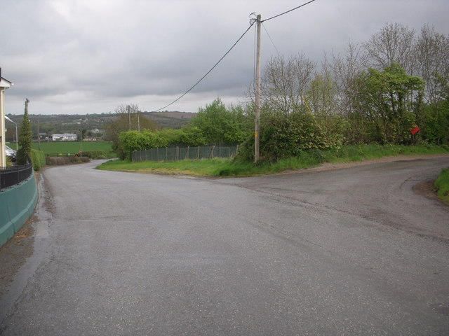 Junction, Yellowshar, Co Meath