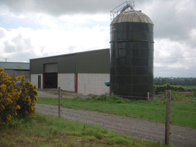Silo, Painestown, Co Meath
