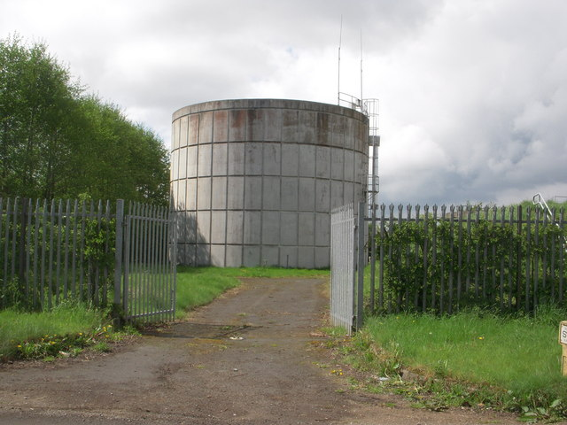 Water Tower, Co Meath