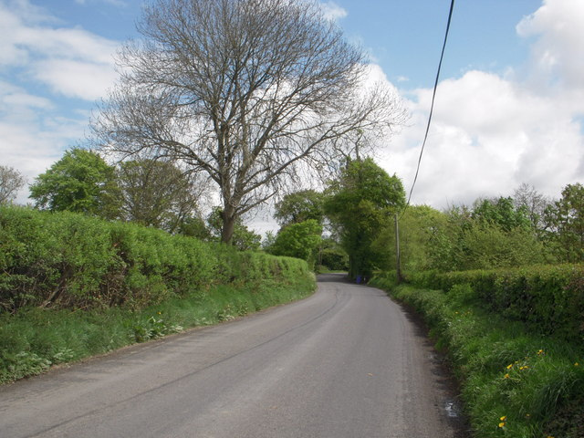The Bend in the Road, Co Meath