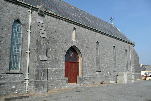 Connolly church