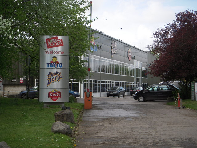 Factory Entrance, Co Meath