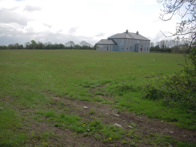 House in the countryside, Co Meath