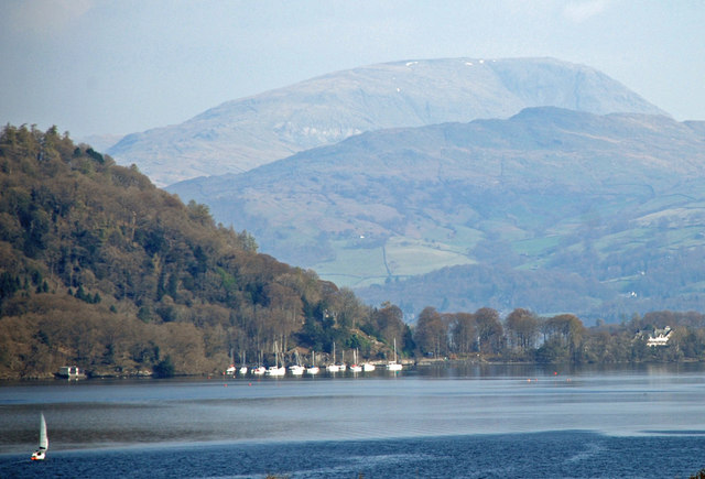 Windermere, near Holme Well