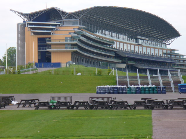 Ascot Racecourse Grandstand