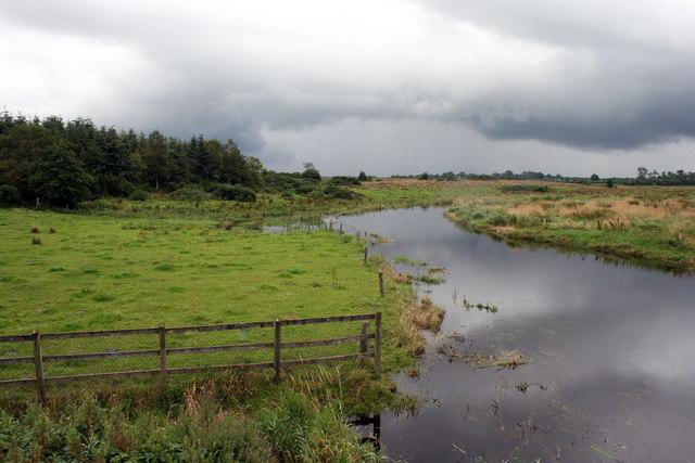 Bunowen River, County Galway