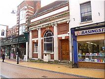 SU6351 : Basingstoke - Community Church by Chris Talbot
