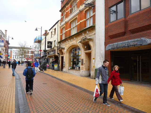 Basingstoke - Winchester Street