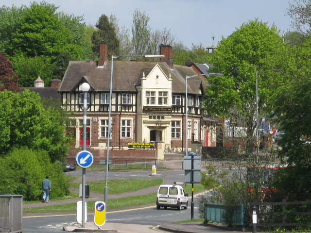Pub, Highfield Road, Yardley Wood
