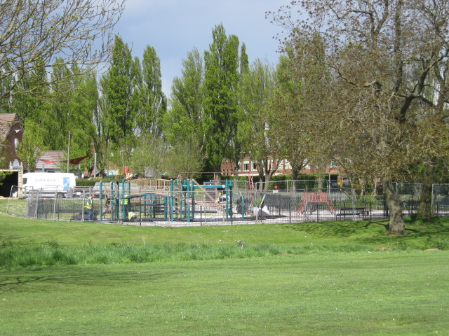 Play area, Chinn Brook Road