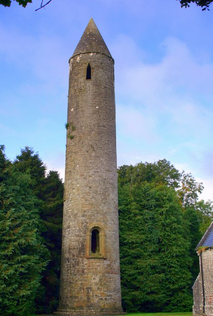 Timahoe, County Carlow