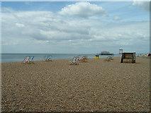 TQ3003 : Brighton Beach by Alan Hunt