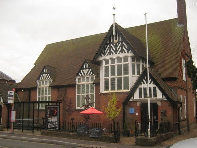 Victoria Hall, Hawkhurst