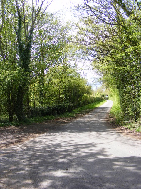Church Lane, Brundish