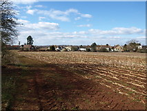 ST6771 : Oldland Common by Derek Harper