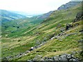 NY4007 : Kirkstone Pass looking south towards Troutbeck by David Gearing